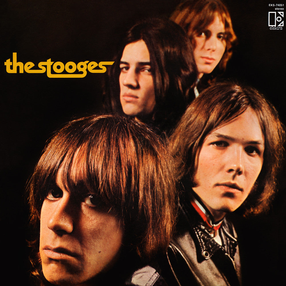 The Stooges - The Stooges (Coloured Vinyl)