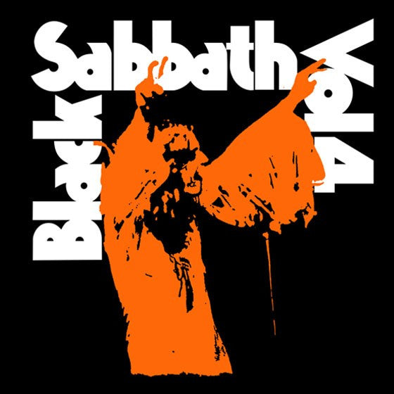 Black Sabbath - Vol 4 (Includes CD)