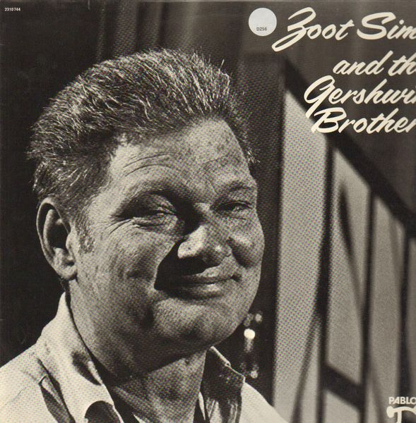 Zoot Sims ‎– Zoot Sims And The Gershwin Brothers (Used)