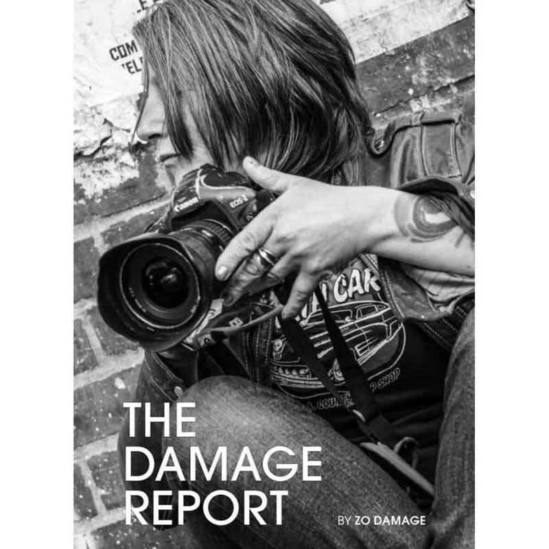 The Damage Report - Book for sale!