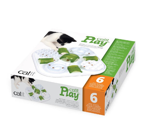 CATIT PLAY TREAT PUZZLE UNIT 40*40*8CM