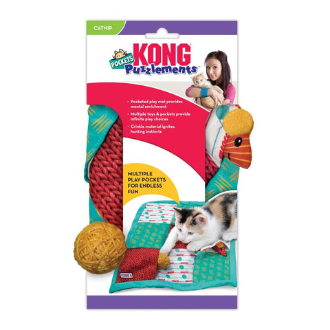 KONG PUZZLEMENTS POCKETS