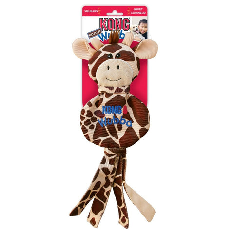 KONG WUBBA NO STUFF GIRAFFE LARGE