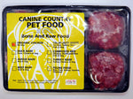 CANINE COUNTRY ORGANIC CHICKEN TRAY 1KG
