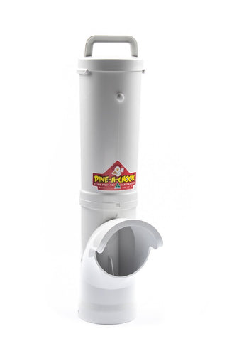 Dine a Chook Chook Feeder 3.5L