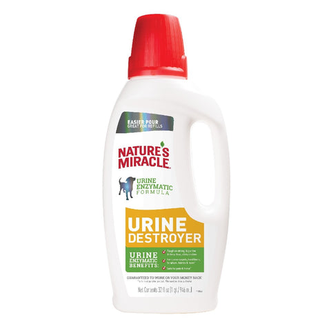 NATURES MIRACLE URINE DESTROYER DOG 946ML
