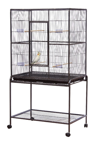 BONO FIDO 30' DELUXE FLIGHT CAGE WITH STAND