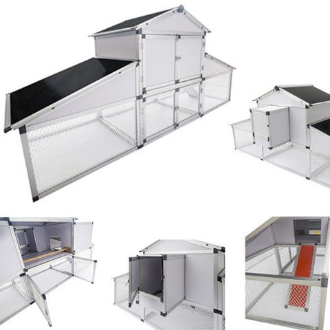 Bainbridge Aluminium Chicken Coop