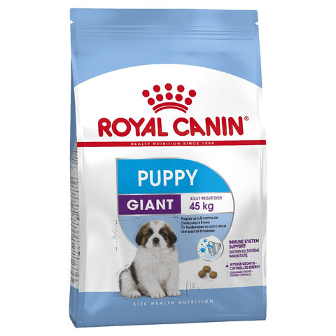 ROYAL CANIN DOG FOOD GIANT PUPPY