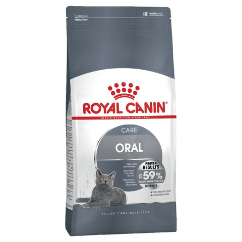 ROYAL CANIN CAT FOOD ORAL CARE