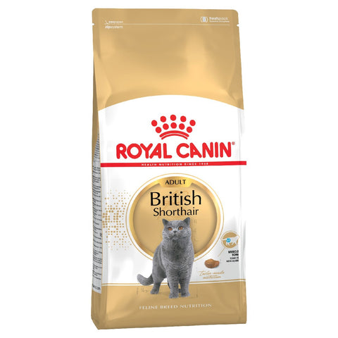 ROYAL CANIN CAT FOOD BRITTISH SHORTHAIR