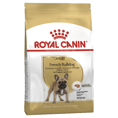 ROYAL CANIN DOG FOOD FRENCH BULLDOG