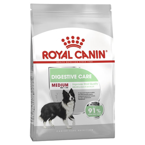 ROYAL CANIN DOG FOOD MEDIUM DIGESTIVE CARE