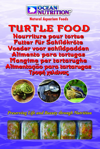 OCEAN NUTRITION FROZEN AUSSIE TURTLEFOOD 100G