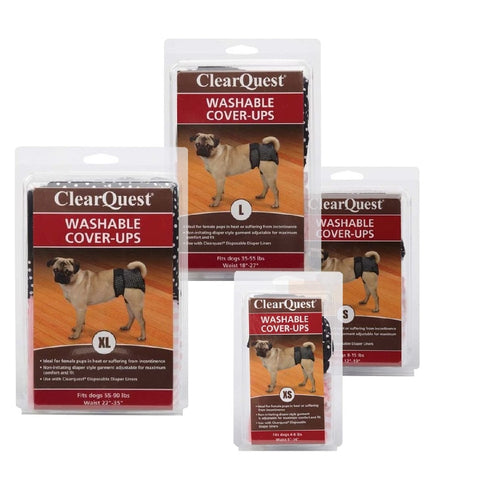 CLEARQUEST WASHABLE COVER-UPS