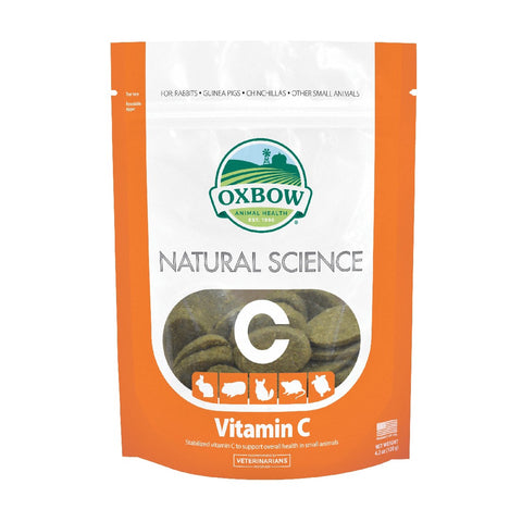 OXBOW NATURAL SCIENCE VITAMIN C 120G