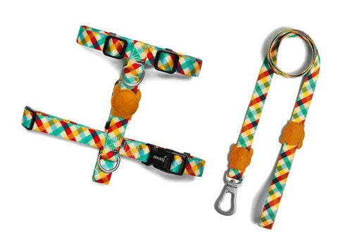 ZEE CAT PHANTOM HARNESS LEASH SET