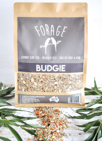 FORAGE BUDGIE MIX
