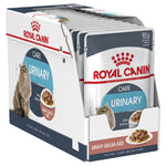 ROYAL CANIN URINARY CARE GRAVY WET CAT POUCH 85G BOX (12)