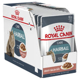 ROYAL CANIN HAIRBALL CARE IN GRAVY 85G POUCH BOX (12)