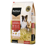 BLACK HAWK DOG FOOD GRAIN FREE KANGAROO 15KG