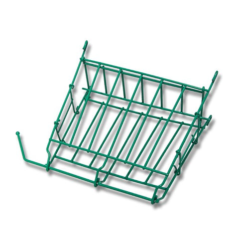 BAINBRIDGE HAY MANGER FEEDER - METAL ASSORTED COLOURS
