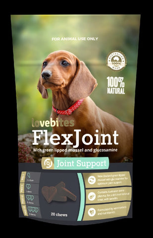 vetafarm Lovebits Flexjoint Chews