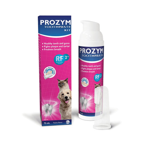 PROZYM DENTAL TOOTHPASTE KIT
