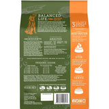BALANCED LIFE REHYDRATE SALMON DOG FOOD MEAL TOPPER 200G