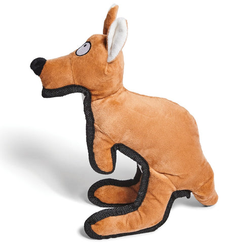 KAZOO Tough Kangaroo - Medium DOG TOY