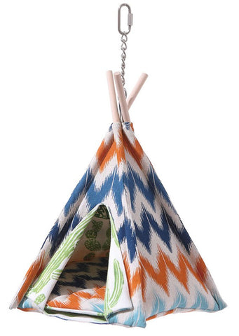 FEATHERED FRIENDS TEEPEE