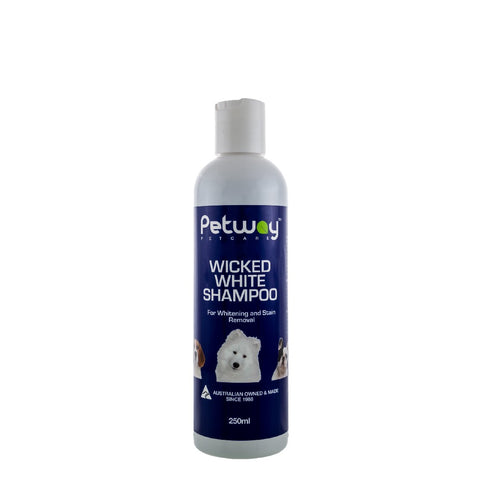 PETWAY WICKED WHITE SHAMPOO 250ML