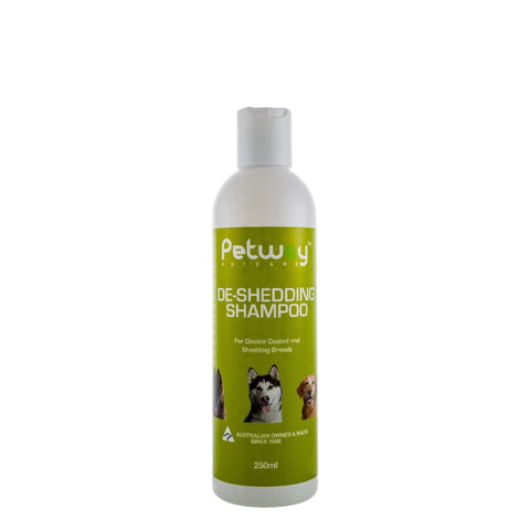 PETWAY DE-SHEDDING 250ML