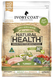 IVORY COAT DOG FOOD GRAIN FREE TURKEY REDUCED FAT