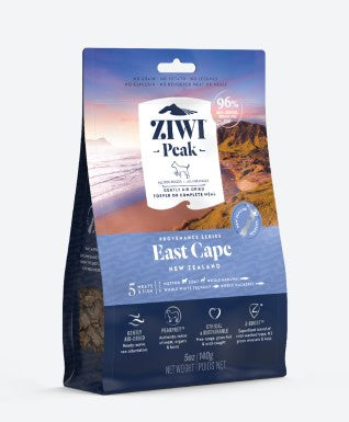 ZIWI PEAK PROVENANCE EAST CAPE AIR DRIED DOG FOOD 900G