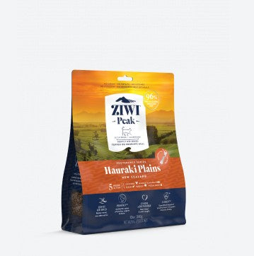 ZIWI PEAK PROVENANCE HAURAKI PLAINS AIR DRIED CAT FOOD 340G