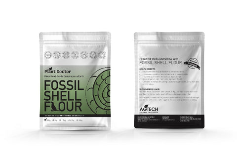 PLANT DOCTOR FOSSIL SHELL FLOUR - DIATOMACEOUS EARTH