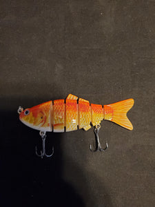 Large Goldfish Bass