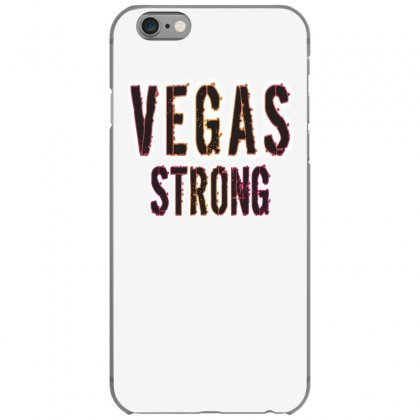 Vegas strong iPhone 6/6s Case