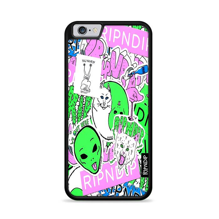 Ripndip Cool Sticker iPhone 6 | iPhone 6S hoesjes