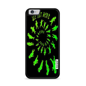 Ripndip We Out Here Party Tie Dye iPhone 6 | iPhone 6S hoesjes