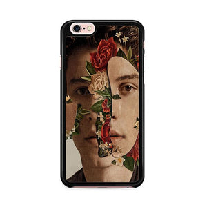 Shawn Mendes Flower iPhone 6 Plus | iPhone 6S Plus hoesjes