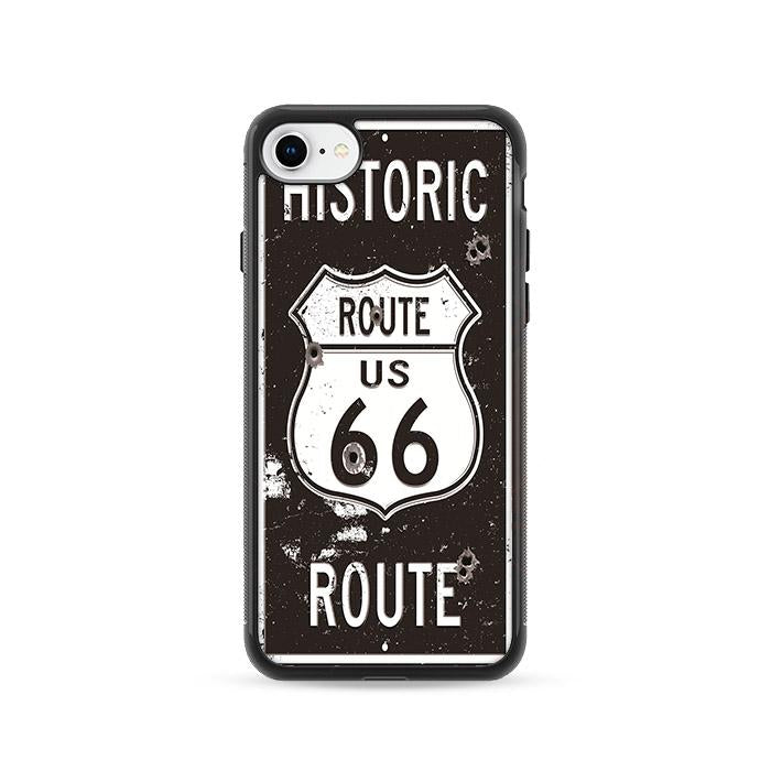 Route 66 Historic iPhone 8 hoesjes