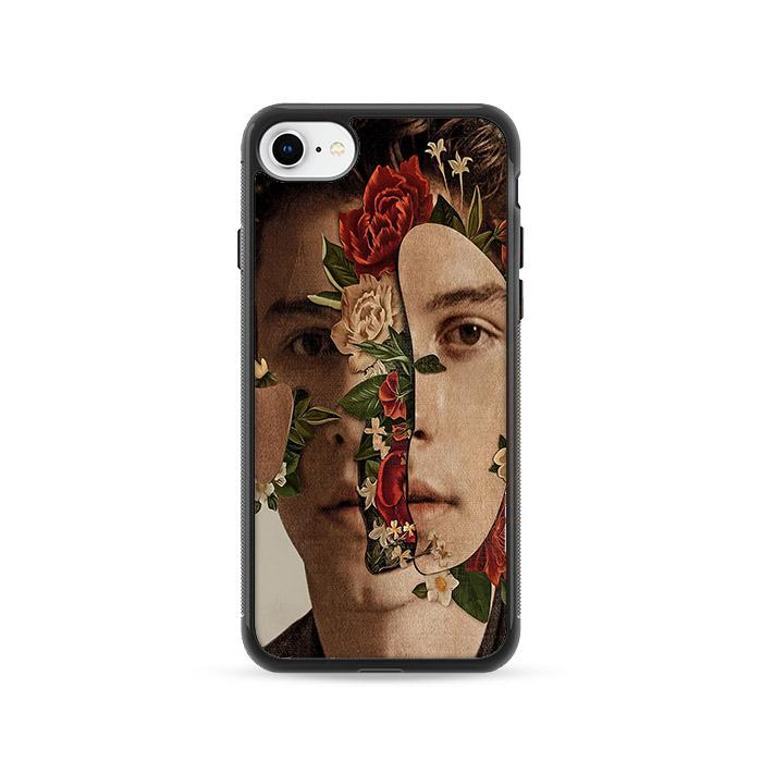 Shawn Mendes Flower iPhone 8 hoesjes