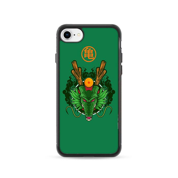 Shenron Dragon Ball Z Artwork iPhone 8 hoesjes
