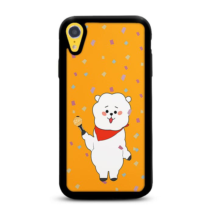 RM BT21 Army Jin BTS iPhone XR hoesjes