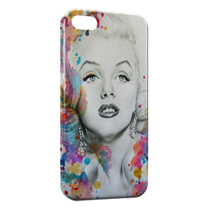 Marilyn color iPhone 5 iPhone 8 & 8 Plus hoesjes