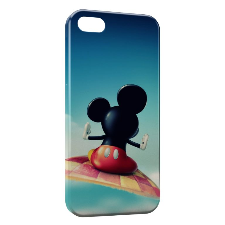 Mickey tapis volant iPhone 8 & 8 Plus hoesjes