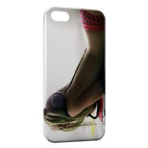 Sexy Dread Girl iPhone 8 & 8 Plus hoesjes