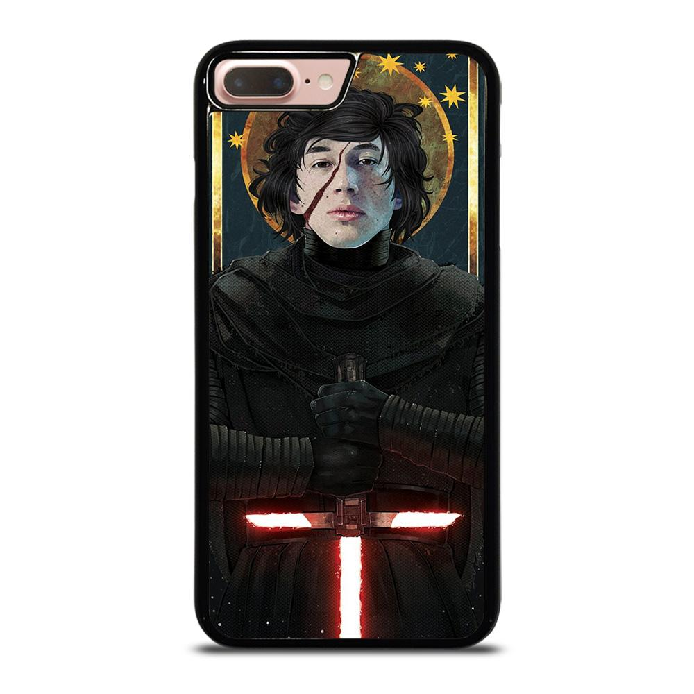 coque custodia cover fundas hoesjes iphone 11 pro max 5 6 7 8 plus x xs xr se2020 C16335 DAYDREAMING KYLO REN STAR WARS iPhone 7 / 8 Plus Case